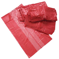 Hot and Cold Water Soluble Strip Laundry Bags